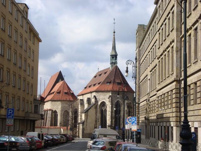 Монастырь Агнессы Чешской