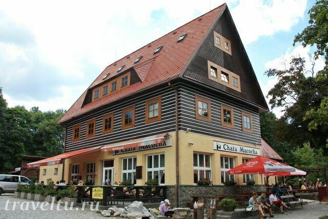 Моравский крас ресторан