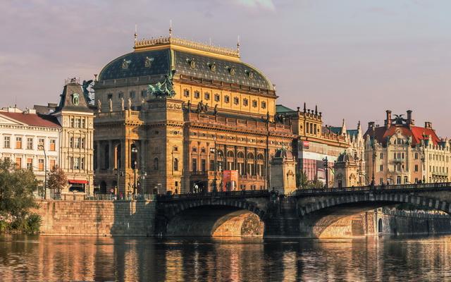 Национальный театр в Праге 2