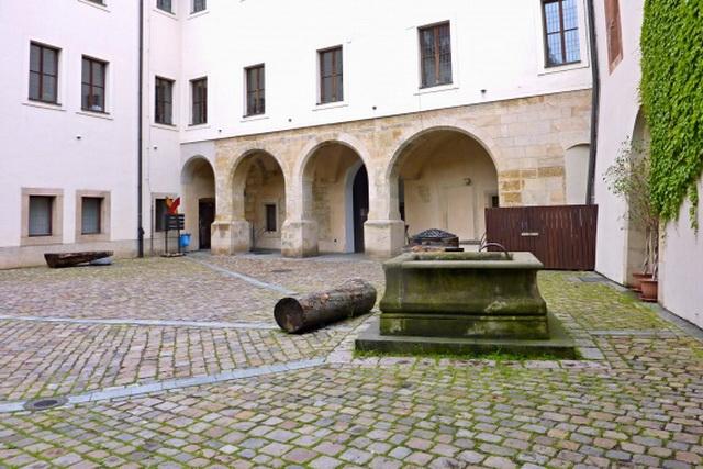 Новоместская ратуша в Праге