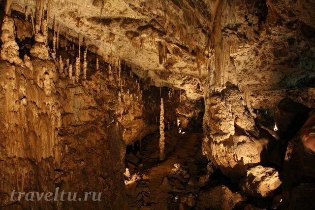 Пунквенные пещеры 2