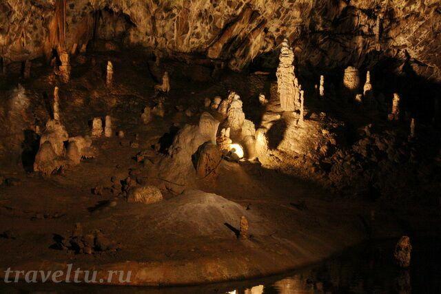 Пунквенные пещеры 3