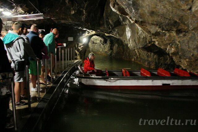 Пунквенные пещеры 4