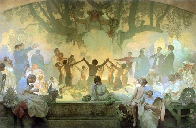 Славянская эпопея