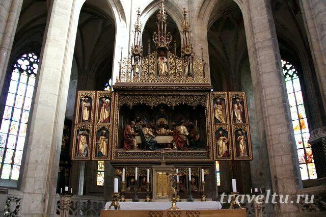 Собор святой Варвары 2