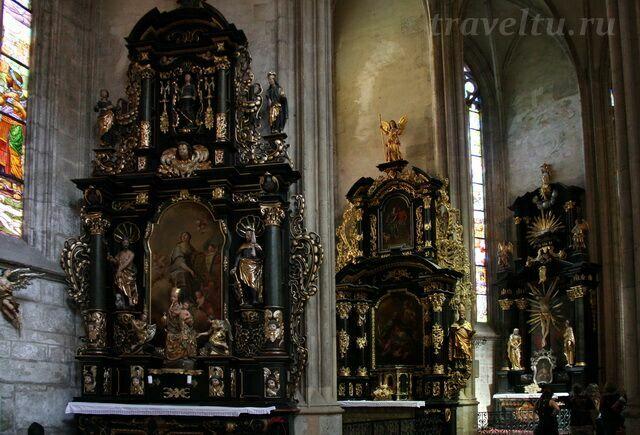 Собор святой Варвары 3