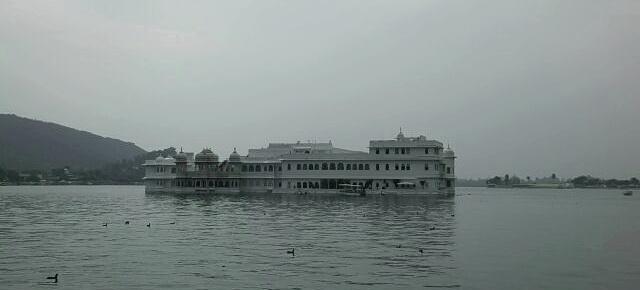 Удайпур Lake Palace мини