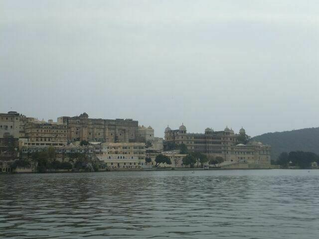 Вид на Городской дворец