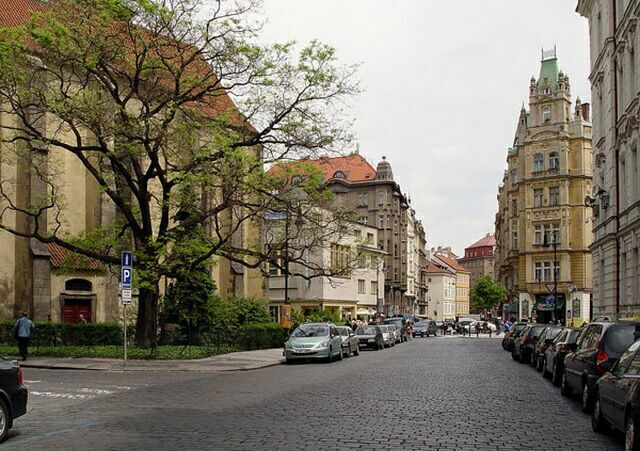 Винограды улица