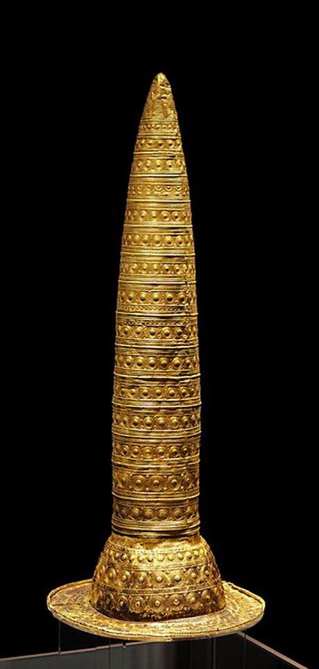 Берлинская золотая шляпа