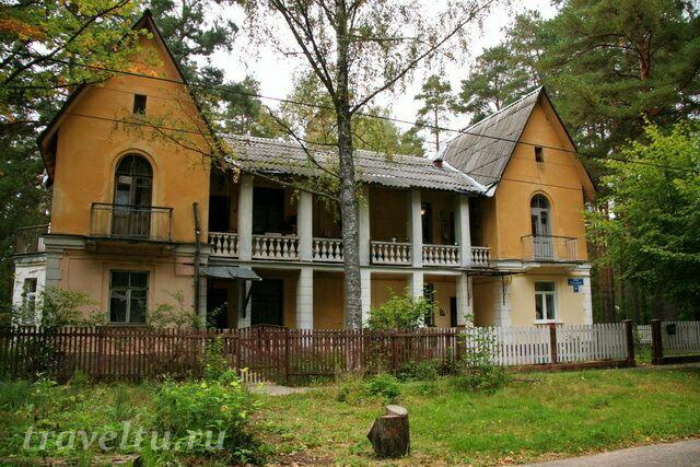 Этот дом на улице Лесной