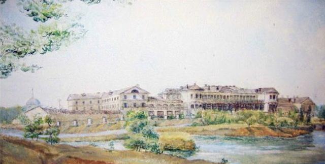 Усадьба Горенки. Конец 19 века