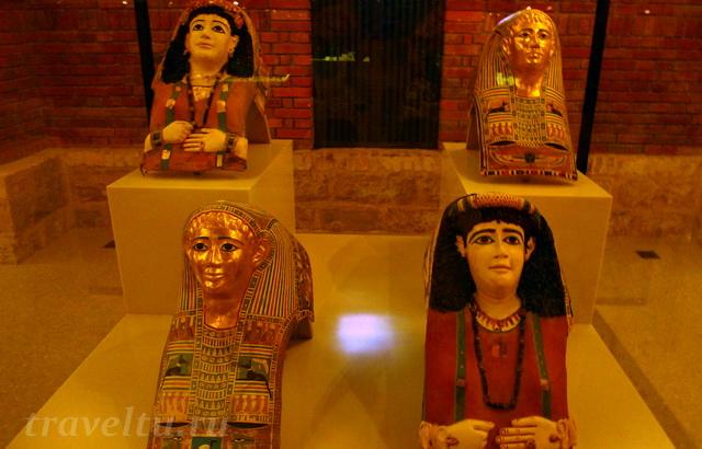 Египетские лица