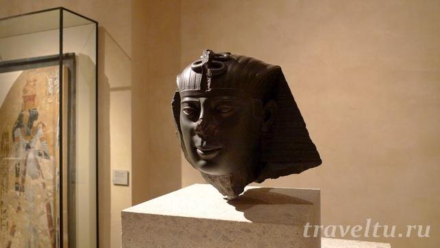 Бюст фараона Амасиса. 550 год до н.э.