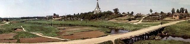 Село Медведково 1964 год