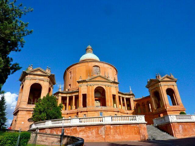 Церковь Мадонны святого Луки
