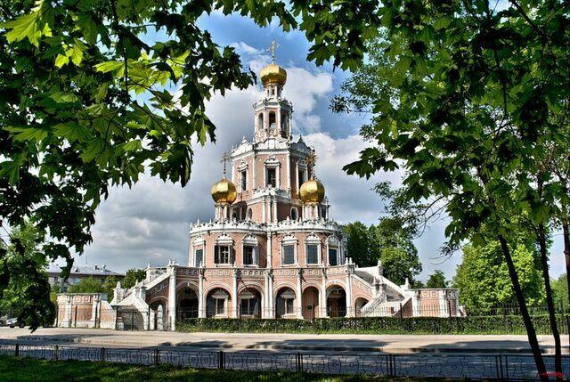 Церковь Покрова Фили