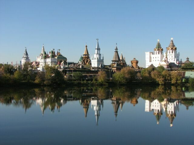 Кремль Измайлово
