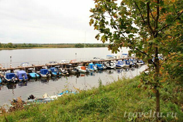Яхты и лодки на Волге