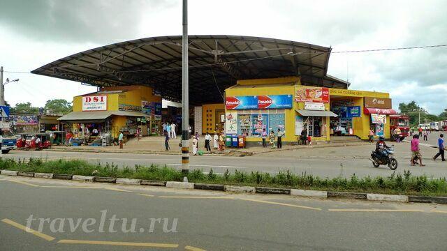 Автостанция Дамбулла