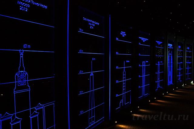 Технические характеристики башни