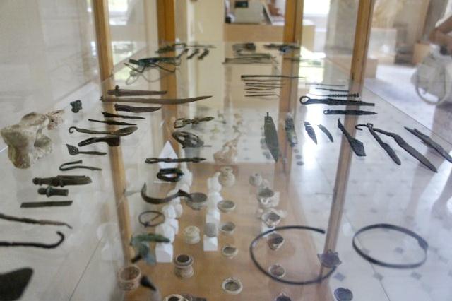 Инструменты из музея
