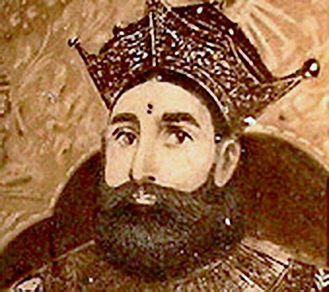 Касьяпа - правитель Сигирии