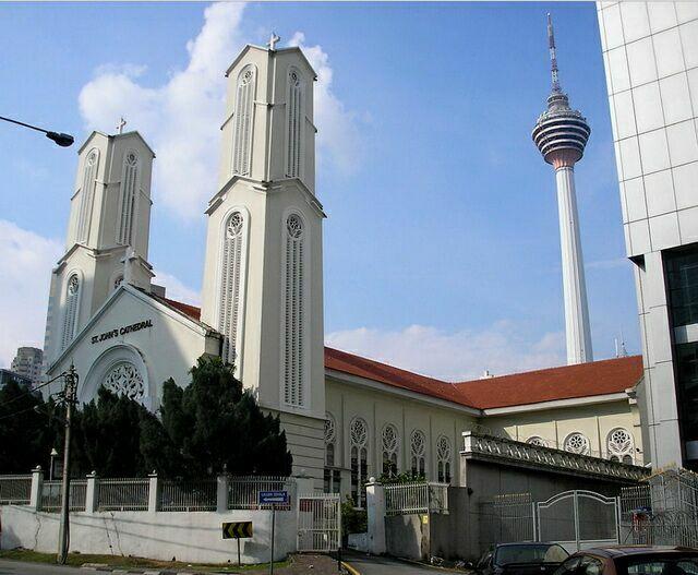 Католический кафедральный собор Святого Иоанна