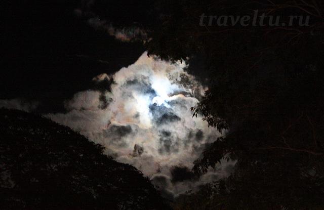 Луна в Канди