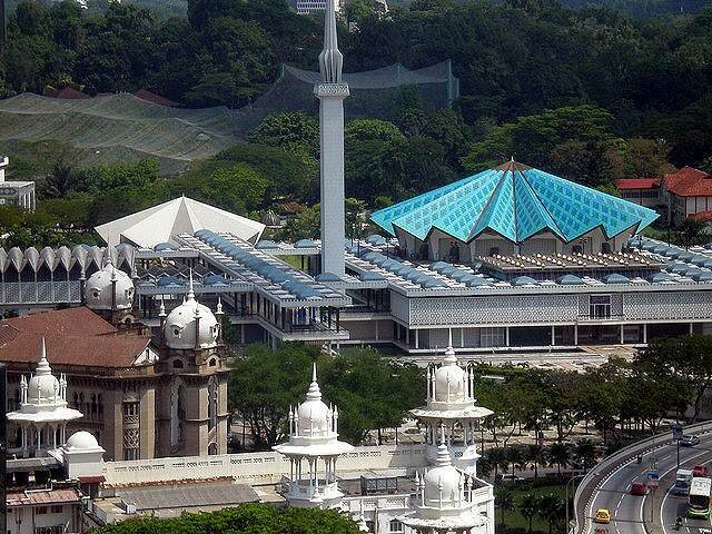 Национальная мечеть Masjid Negara