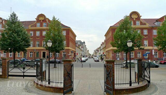 Улица в Потсдаме