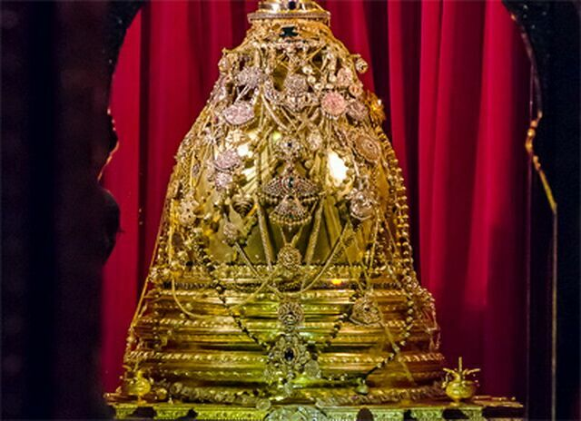 Ступа с зубом Будды