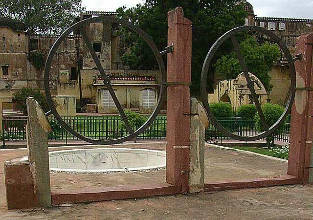Chakra Yantra (circle)