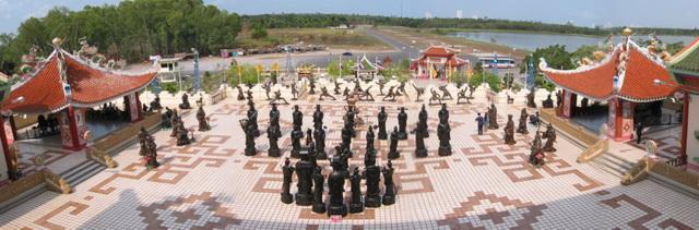 Балкон китайского дворца