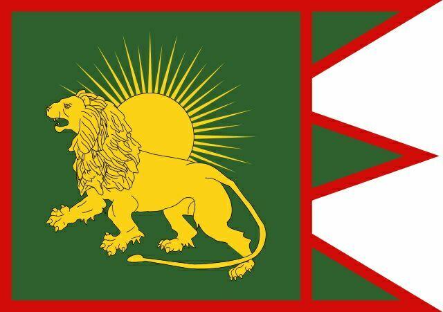 Флаг Моголов
