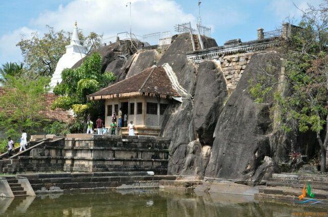 Isurumuniya Vihara (Originally Meghagiri Vihara)