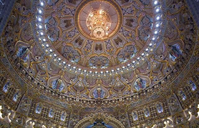 Купол - символ небесной обители