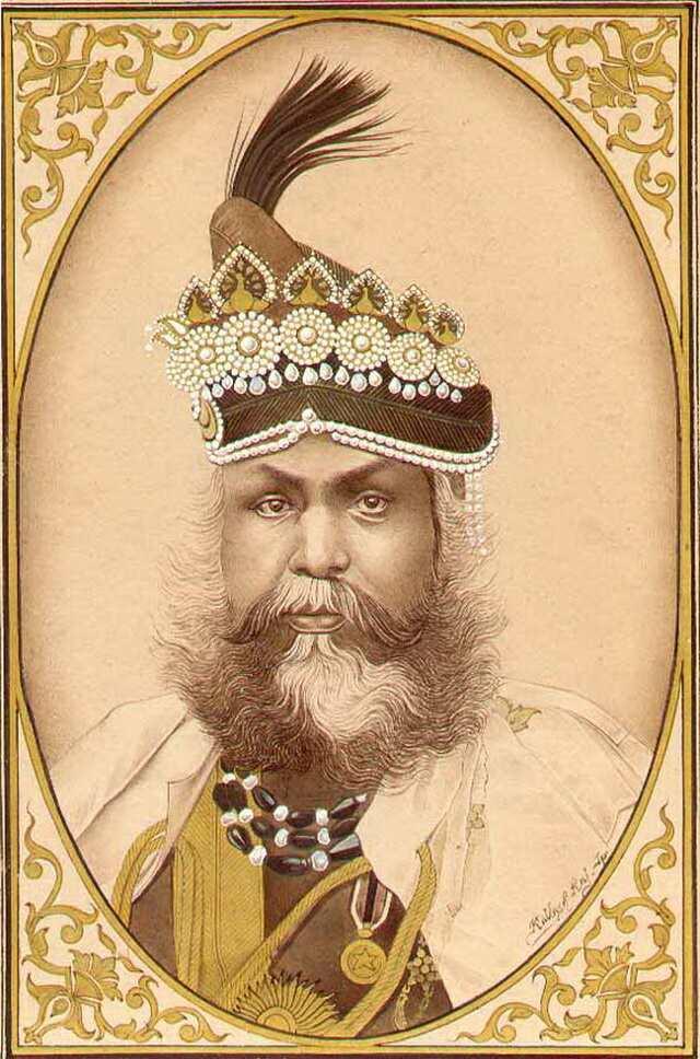 Савай Мадхо Сингх I