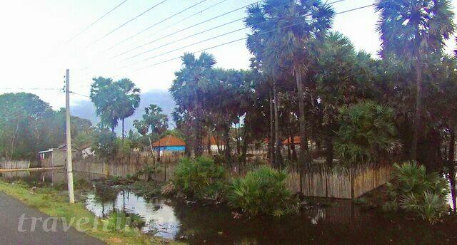 Затопленные дворы