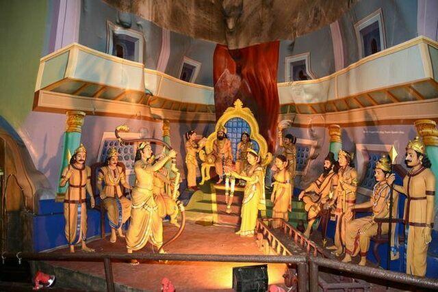 diarama-v-peshhere-rasayana