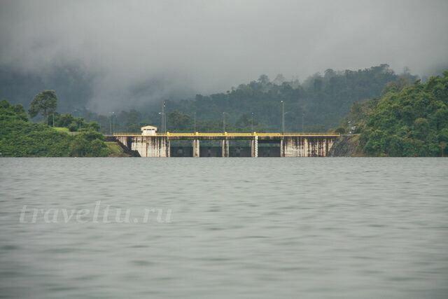 Чео Лан. Дамба Ratchaprap