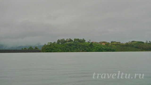 Озеро Чео Лан Таиланд