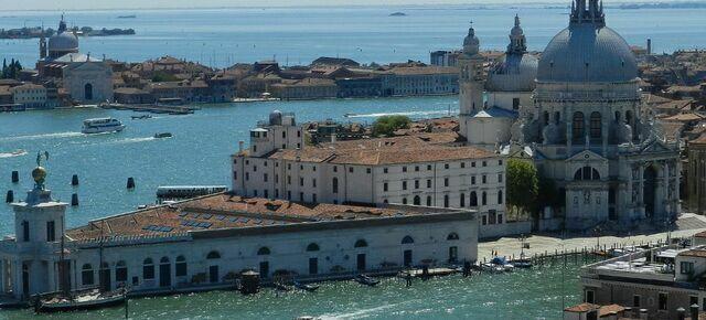 Гранд канал в Венеции mini