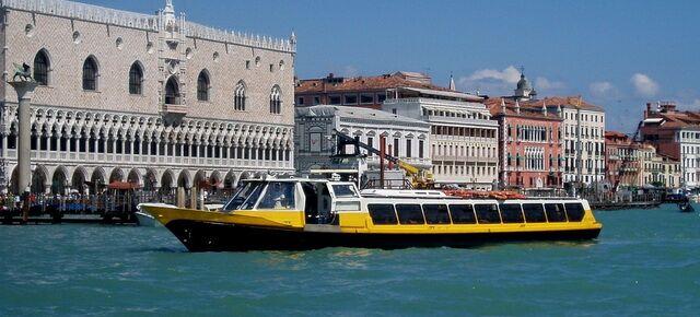 Как добраться из аэропорта Венеции до центра города mini