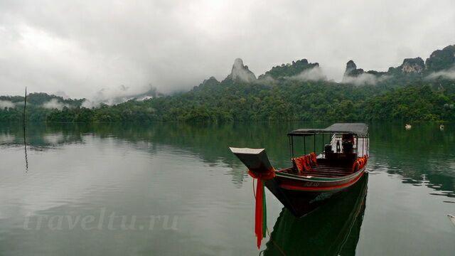 Као Сок Утро на озере Чео Лан