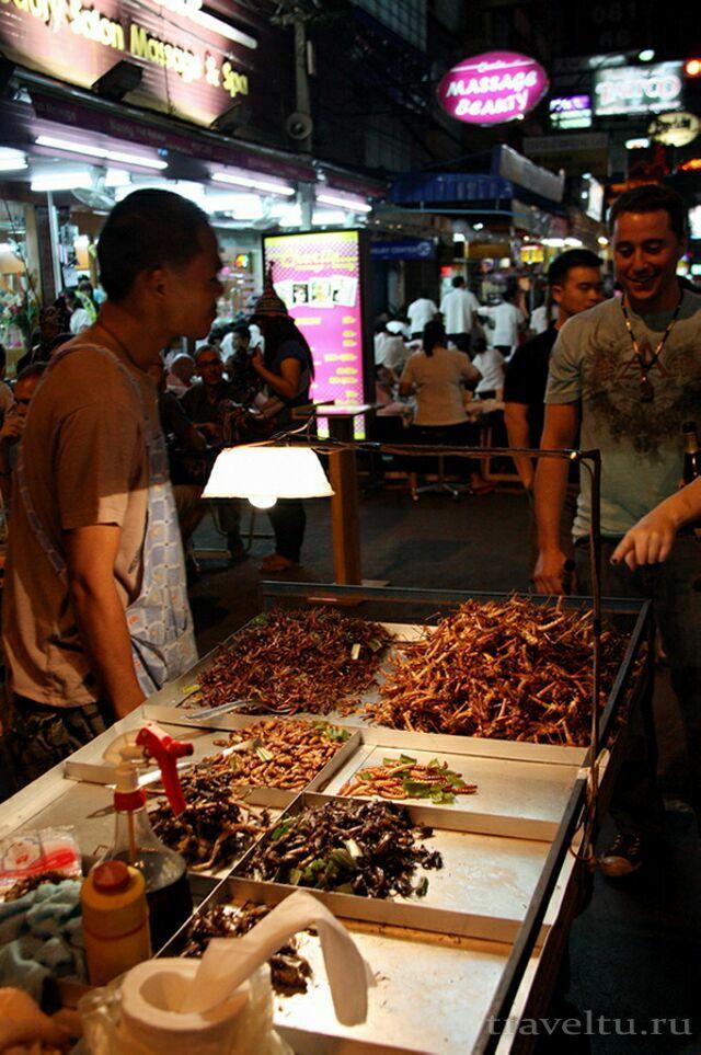 шокирующие блюда из Азии