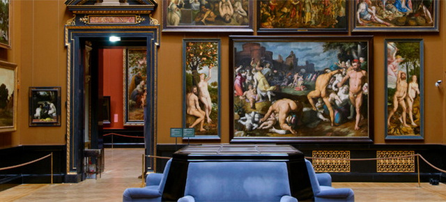 12 музеев мира
