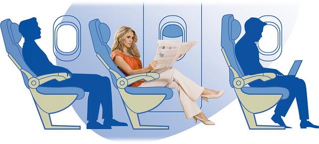 12 секретов как сделать ваш полет комфортным и приятным