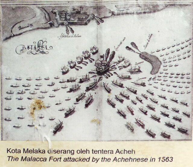 Город Малакка