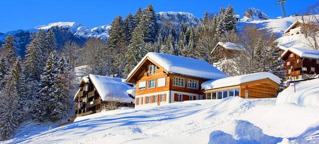 Куда отправить родителей зимой на отдых
